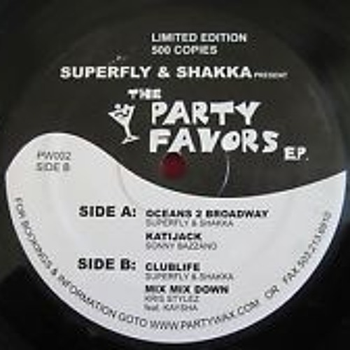 Club Life - Superfly and Shakka (Original Mix)