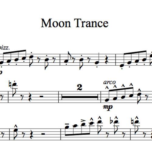 Moon Trance Karaoke Sample Viola by Lindsey Stirling Sheet ...