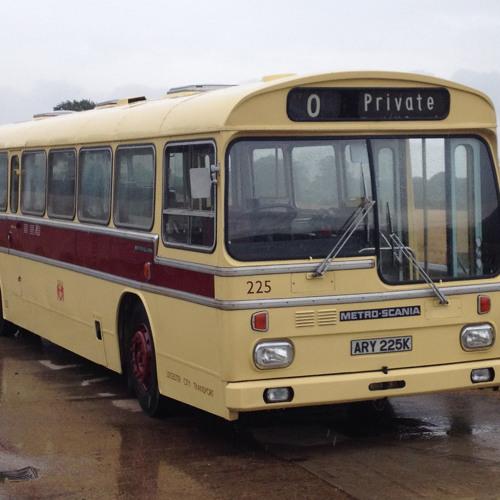 Bus Start - Metro Scania