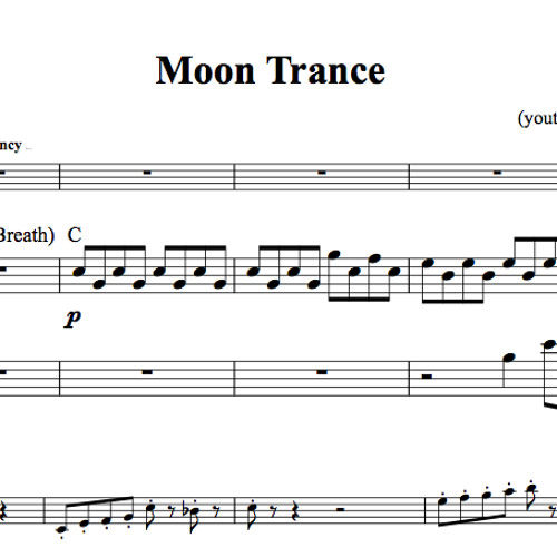 Moon Trance Piano Accompaniment Sample By Lindsey Stirling