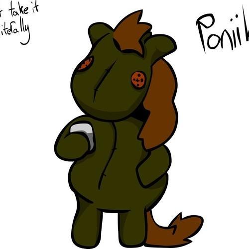 Poniiboi - Ya Mamma (Duwell Remix)
