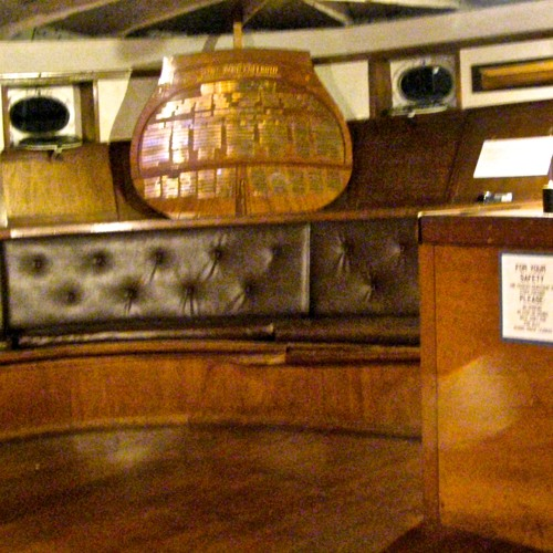 Paranormal investigation aboard the  Star Of India Movement Of Ship's Wheel