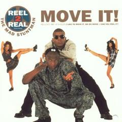 Real 2 Real - I Like To Move It(Jaidwin Remix)Work in progress