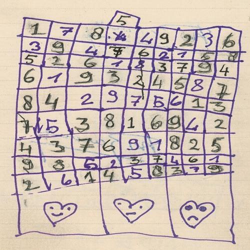 Harold Schellinx - K7 Sudoku Solution (disquiet0139-techtechnique)