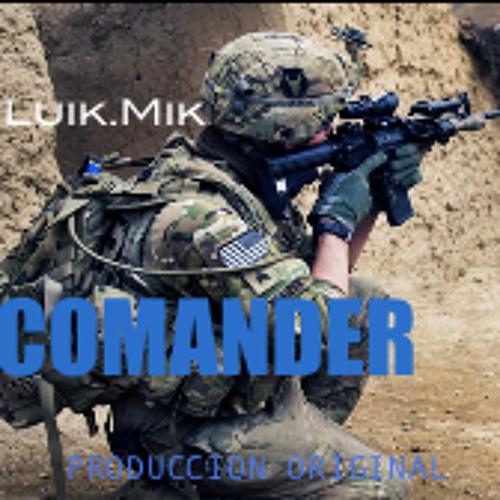 Comander. (Original.)