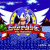 Sega Genesis - Sonic The Hedgehog - Spring Yard Zone