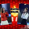 中国好声音第3季 20140829 张碧晨&魏雪漫《一路上有你》