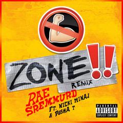 "Rae Sremmurd - ""No Flex Zone Remix"" Featuring Nicki Minaj & Pusha T [Prod. By Mike WiLL Made-It]"