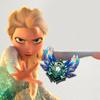 Elsa é uma cotoca