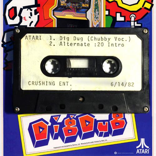DIG DUG - Sung by Chubby Checker