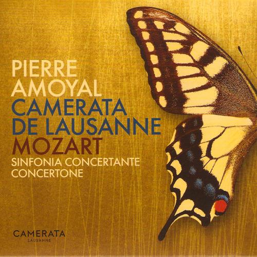 MOZART Sinfonia Concertante / Concertone