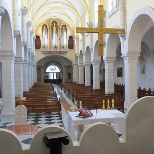 Bethlehem_St. Catherine_Fr. George Lewett