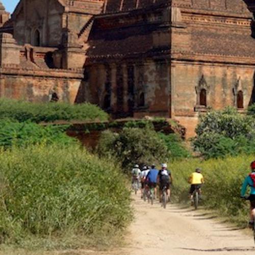 Talk Travel Asia - Episode 8: Cycling Asia with guest Adam Platt-Hepworth