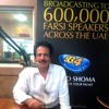 "Radio Shoma 93.4 Interview with Super Star "" Morteza Barjesteh """