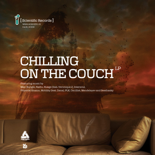 Various Artists - Chilling on the Couch LP - Scientific Records (SCI016) - OUT NOW!