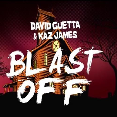 David Guetta Kaz James Blast Off Shane Bryant Remix By Crescent Moon