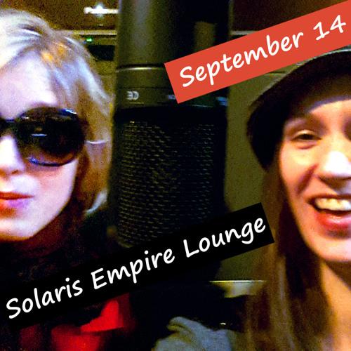 Solaris Empire Lounge September mit CARSTEN LISECKI