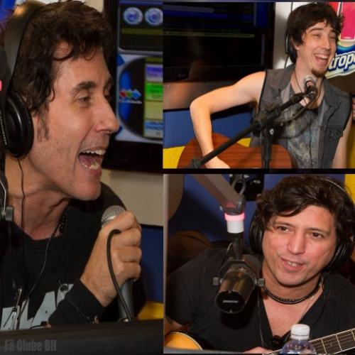 Dinho, Yves e Robledo - Que Pais É Esse - Radio Metropolitana 27.08.2014