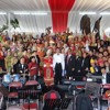Cover Lagu - Gita Bahana Nusantara 2014 Medley Lagu - Lagu Daerah