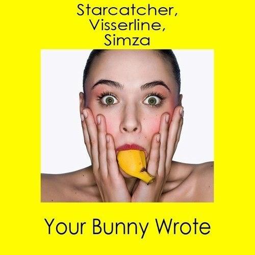 Starcatcher, Visserline, Simza - Your Bunny Wrote (Original Mix)