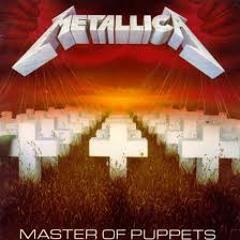 Metallica |  Master Of Puppets (Piano Instrumental)