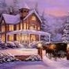 Up On The Housetop ( Christmas PD) Artists - MARCUS BARONE and LARRY POTTS