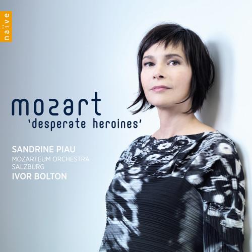 "Sandrine Piau   Mozart, ""Desperate heroines"" (highlights)"