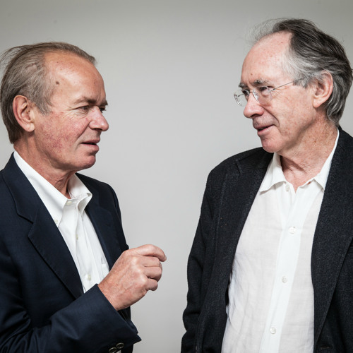 Podcast: Ian McEwan & Martin Amis in Conversation