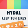 KEEP YUH LIKES - Hydal