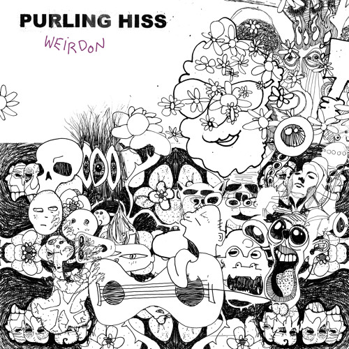 """Purling Hiss """"Forcefield of Solitude"""""""