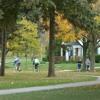 Leah Delaney talks about a favorite place to sit: Sheridan Park