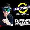 SALUDO DE INVITACION A LA FIESTA DE LA PISCINA DE NOCHE /// DEL DJ. FELIPE GOMEZ.......