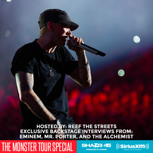The Monster Tour Special on Shade 45
