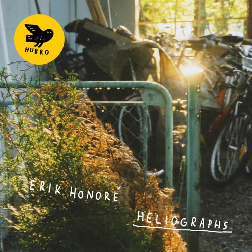 HUBRCD2556 Erik Honoré: Navigators (taken from the album Heliographs)