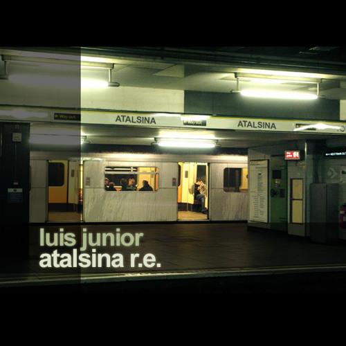 LUIS JUNIOR - ATALSINA RE (ALBUM) [ABY004]