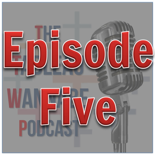 Episode 5 - The one with Dan Murray and #data14 preview
