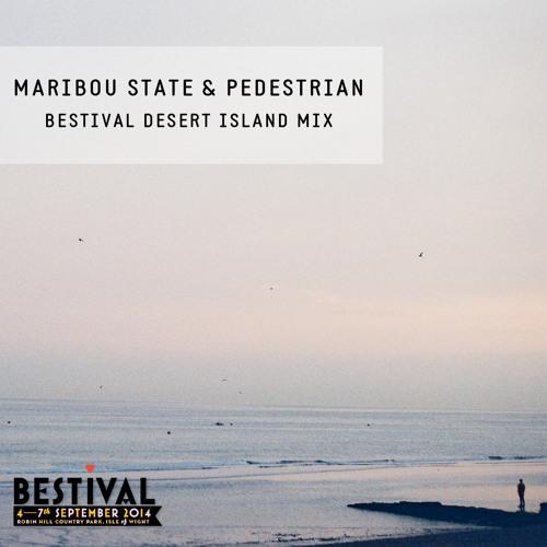 Maribou State & Pedestrian - Desert Island Mixtape Pt.I