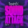 Squid Attack Part. 2