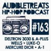 Audible Treats Hip Hop Podcast 163