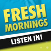 Fresh Mornings: Kids Talk First Day Back To School