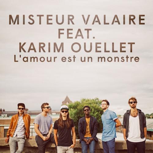 L'amour Est Un Monstre feat. Karim Ouellet
