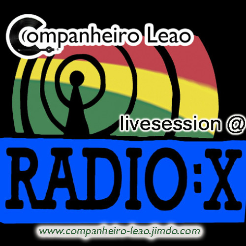 Companheiro Leao live @ CrossFade DJ Night Radio X (4th June 2013)