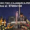 DISCO STAR PLUS 94.1 fm  DE LA SEMANA ME CONQUISTASTE CON TU AMOR (LINO FINO VOL 2)