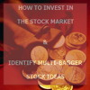 How - To - Invest - In - The - Stock - Market - & - Identify - Multi - Bagger - Stock - Ideas