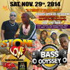 Download STONE LOVE, BASS ODYSSEY THANKSGIVING MIX 2014 Mp3