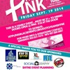 Think Pink- Friday September 19th @ Gabbys Banquet Hall!
