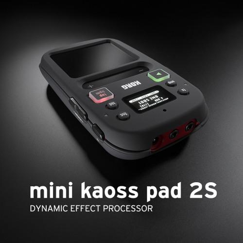 KORG mini kaoss pad 2 / 2S