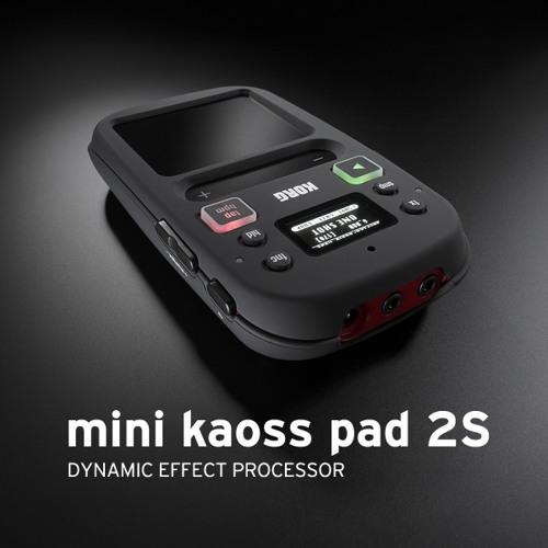 FX: 1_FILTER - Loop: 1_House [120] - KORG mini kaoss pad 2 / 2S
