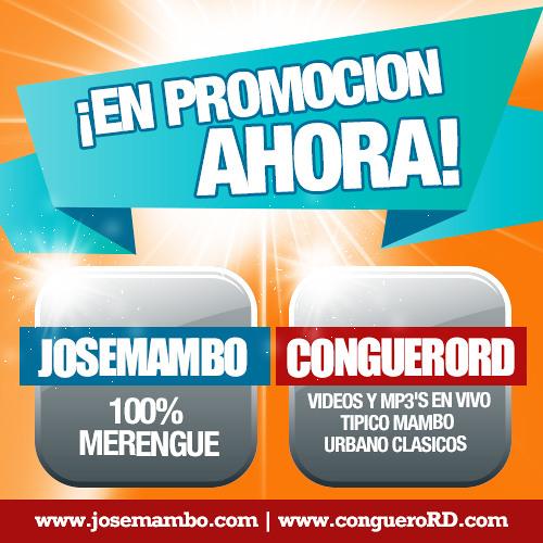 #EnPromocionAhora! Elvis el Fenómeno Típico Te Quiero @JoseMambo @CongueroRD #Merengue