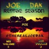 Joe Dak - Reggae Season Mixtape - VOL.3